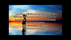 The Rapture occurs before the Antichrist can be revealed!