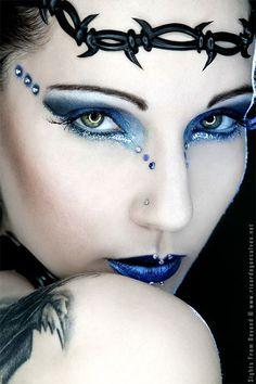 15-Winter-Fairy-Fantasy-Make-Up-Ideas-Trends-Looks-For-Girls-2015-10