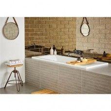 Original Style Antique Mirror clear glass tile GW-ANTCP3010 300x100mm Glassworks