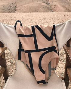 "13 Likes, 1 Comments - totême (@toteme) on Instagram: ""Positano swimsuit, available at toteme-nyc.com #toteme"""