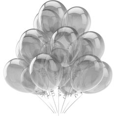 ballons - Page 65 ❤ liked on Polyvore featuring backgrounds, fillers, decor, balloons, art, detail and embellishment