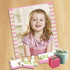 Το Παζλ με Φωτογραφία, Όνομα για Κορίτσια στο Δημοτικό στον παιδικό σταθμό, στο νηπιαγωγείο, της Α' Δημοτικού, Β' Δημοτικού, με όνομα, 24 κομμάτια, είναι το διαφορετικό, πρωτότυπο δώρο που μπορεί να κάνει ο νονός και η νονά στο βαφτιστήρι τους, ο θείος και η θεία στο ανιψάκι, η γιαγιά και ο παππούς στο εγγονάκι. Personalized Puzzles, Frame, Decor, Picture Frame, Decoration, Decorating, Frames, Deco