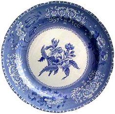 Spode Camilla Blue