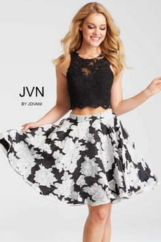 JVN57597 will be available at ASK Dress Boutique for Homecoming 2017  Roztomilé Šaty db17691d6f3