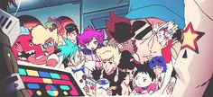 """Space Dandy - """"I Can't Be the Only One, Baby"""" S2 E1 Dandy's"""