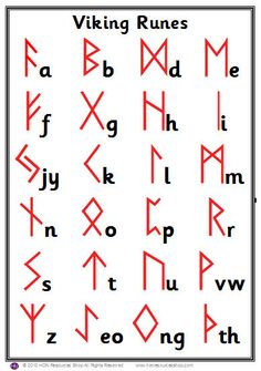 Viking Runes ---could do a Runic Word Search, or pair it with something else - leather carving? Let people carve their name in runes in wood, or soapstone? :) For a nominal materials fee perhaps?