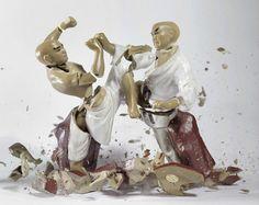 Shatter Kung Foo Figures - 02
