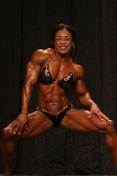 Consider, Black muscle girl nude apologise, but
