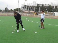 CURSO ENTRENADOR DE HOCKEY - Estadio Soledad García - Tiro al arco - - YouTube
