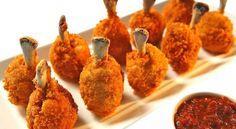 How to Prepare Chicken Lollipop