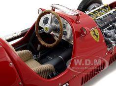 1953 The Super Ferrari 500 F2 Diecast Car Model 1/18 Die Cast Car by CMC