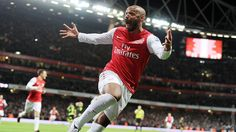 Thierry Henry is back ! Arsenal 1-0 Leeds United