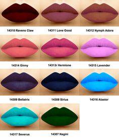 #Need : je veux les rouges à lèvres Harry Potter !
