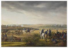 Battle of Moscow on 7 September 1812 - Albrecht Adam | Battle & War Drawings
