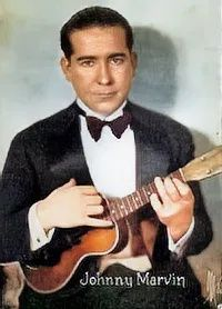 Johnny Marvin, ukulele performer. Colorized by Steve Smith Colorized History, Colorized Photos, Steve Smith, White Image, Famous Faces, Ukulele, Vintage Black, Sexy