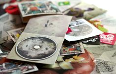 TheShowCrew - Tesó   album package by Tamás Birinyi, via Behance