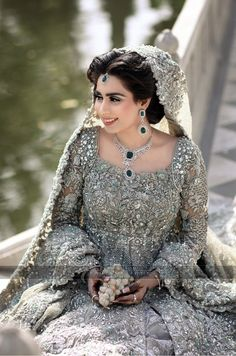 45 Ideas indian bridal couture maria b Indian Bridal Couture, Indian Wedding Gowns, Asian Wedding Dress, Pakistani Wedding Outfits, Pakistani Bridal Dresses, Pakistani Wedding Dresses, Bridal Lehenga, Indian Dresses, Bridal Gowns