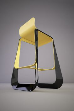 MOCO Bar Stool by Svilen Gamolov