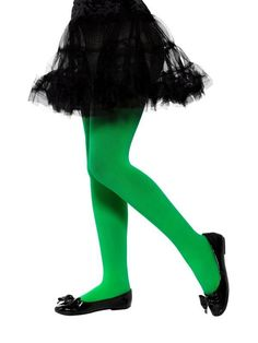 df9beafca Complete your  StPatricksday costume from our range of Green Tights  the  perfect accessory to