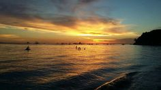 June 12 in Boracay Island, Philippines.  (Courtesy of my friend Kay)