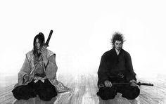 nowserving: Kojiro & Miyamoto