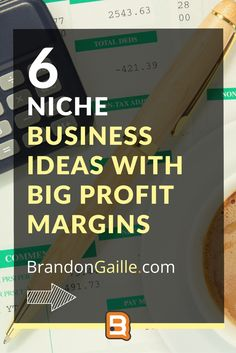 How to Find Niche Business Ideas with Big Profit Margins