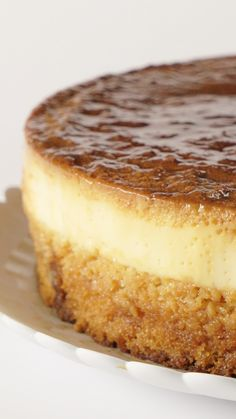 Kokos Desserts, Coconut Desserts, Cheesecake Recipes, Pound Cake Recipes, Salted Caramel Cheesecake, Japan Cake, Mexican Dessert Recipes, Yummy Cakes, Sweet Recipes