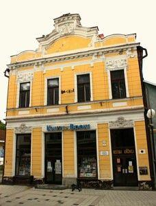 Ružomberok - mestská knižnica