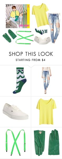 """""""mv inspired look - GOT7 