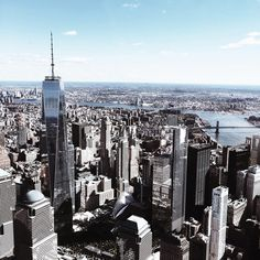 """""""NYC #fromabove"""""""