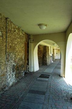 Camporosso (IM), centro storico, lungo le vecchie mura