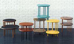 Decorative Dowel Tables