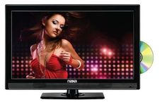 NAXA NTD-1952 19-Inch Widescreen HD LED TV with Built-In Digital TV Tuner and USB/SD Inputs and DVD Player by Naxa. $185.54. * 19 Widescreen HD LED TV * Slim LED Design * Built-in Full Function DVD Player * Resolution: 1366 x 768 * High Definition Digital ATSC TV Tuner * Aspect Ratio: 16:9 * Brightness: 300 cd/m2 * Contrast Ratio: 600:1 * HDTV Signal Capability: 480p/720p/1080i * Built-in SD/MMC Card Slot * Built-in USB Input * 1080p Full HD Capability (Optional) * HD...