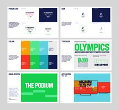 Reviewed: New Logo, Identity, and On-air Look for Eurosport Olympic Coverage by DixonBaxi