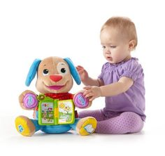 For Madelyn Fisher-Price Laugh and Learn Singin' Storytime Puppy by Fisher-Price, http://www.amazon.com/dp/B00CJO8ZZM/ref=cm_sw_r_pi_dp_BQ2msb0QMPPFJ