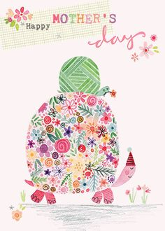 Greeting Cards - Mother's Day Cards - Felicity French Illustration