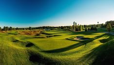 Looking for the best Traverse City golf experience? The Bear Golf Course at Grand Traverse Resort & Spa is ranked the toughest course in America. Public Golf Courses, Best Golf Courses, City Golf, Cheap Golf Clubs, Golf Gps Watch, Coeur D Alene Resort, Golf Apps, Augusta Golf, Golf Pride Grips