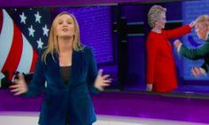 Samantha Bee Says Hillary Clinton's Real Debate Foe Was Sexist BS