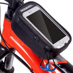 2017 cheapest Pricecycling Bike Handlebar Bags Quick Release Bicycle Smartphone Bag Touch Screen Phone M Size Available Cyc_353 From Hgml, $19.37 | Dhgate.Com