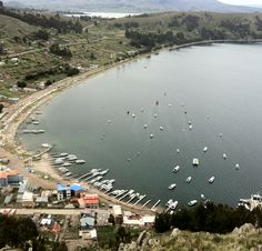 Bolivia // Lake Titicaca // Copacabana