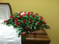 7 best silk flower casket covers images on pinterest casket sprays silk flower casket sprays are available in store and online at http mightylinksfo