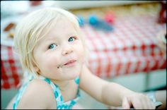 Madelyn  March 3, 2012  Leica M7  Little kids are always cute.