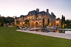 Landry Design Group - Beverly Park Mansion