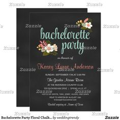 Bachelorette Weekend Program Template Invitation  Program