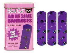 Black Cat Bandages