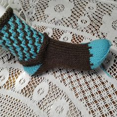 Lumioosi: Pienet kerrosrivinoususukat Fingerless Gloves, Arm Warmers, Socks, Breien, Fingerless Mitts, Sock, Fingerless Mittens, Stockings, Ankle Socks