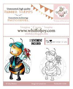 Whiff of Joy - My Heart Bee-longs 2 You - Simply Maya