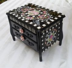 Paris Mosaic Jewelry Box | by ree-creation-mosaics