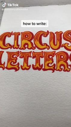 Bullet Journal Lettering Ideas, Bullet Journal Cover Ideas, Bullet Journal Writing, Bullet Journal Aesthetic, Bullet Journal School, Bullet Journal Inspiration, Hand Lettering Tutorial, Hand Lettering Alphabet, Scrapbook Journal