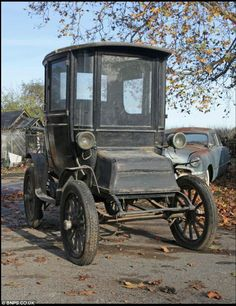 103 year old electric car